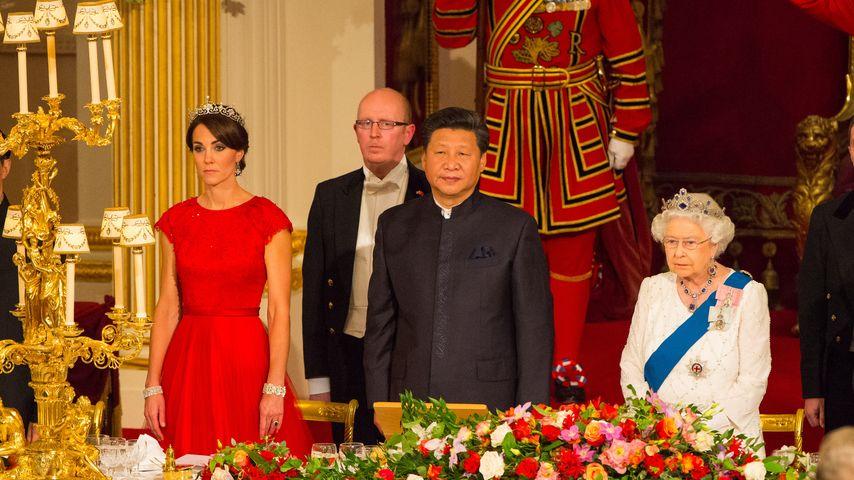 Lustlose Herzogin Kate: Gelangweilt von der royalen Pflicht?