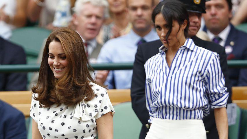 Kates oder Meghans Wimbledon-Look? Fans sind unentschlossen!