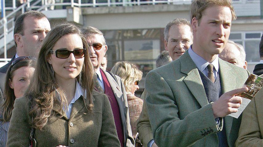 Herzogin Kate und Prinz William, 2007