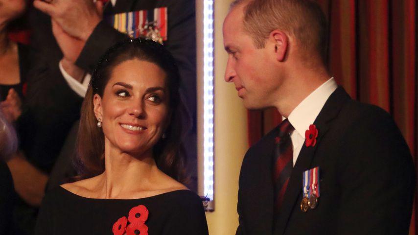 Das steckt hinter Kates und Williams geändertem Insta-Profil