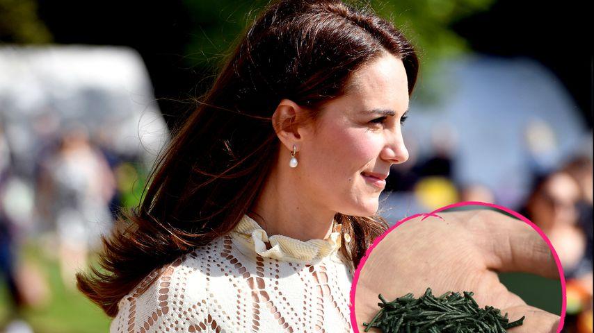 Herzogin Kate: Ist DAS ihr Schlankheits-Geheimnis?