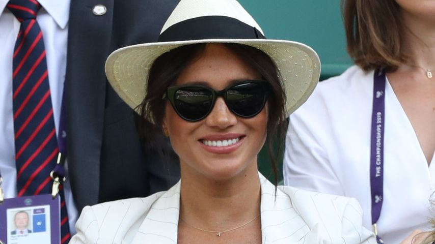 Herzogin Meghan in Wimbledon