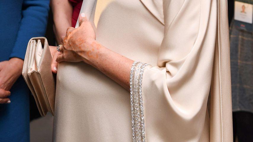 Herzogin Meghan im Februar 2019