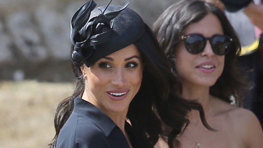 Bei Hochzeit: So schön sieht Meghan an ihrem 37. B-Day aus!
