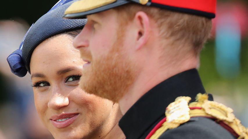 Herzogin Meghan und Prinz Harry, 2019 in London