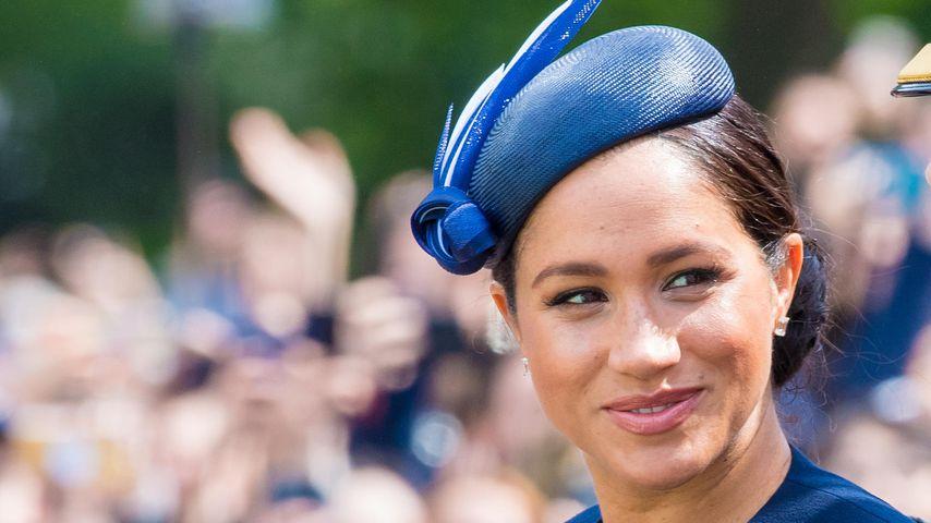 Herzogin Meghan bei der Trooping The Colour Parade 2019
