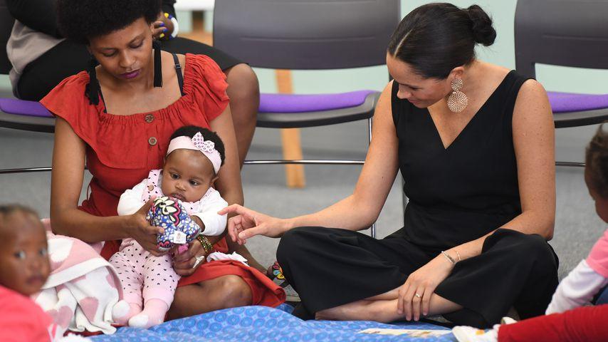"""Herzogin Meghan in der """"Mothers2Mothers""""-Einrichtung in Kapstadt"""