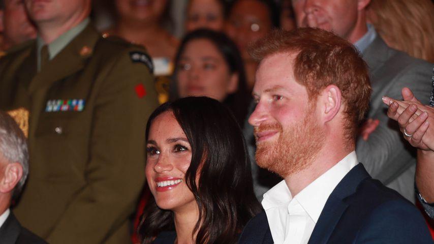 Das hat noch kein Royal vor Meghan & Harry gemacht!