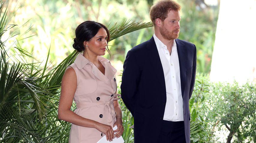 Herzogin Meghan und Prinz Harry in Südafrika im Oktober 2019