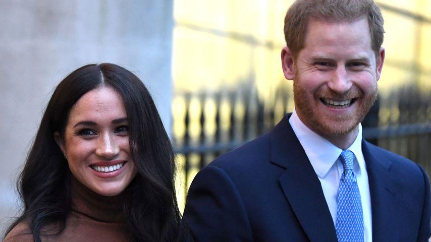Trotz Rücktritt: Meghan & Harry gratulieren Kate im Netz