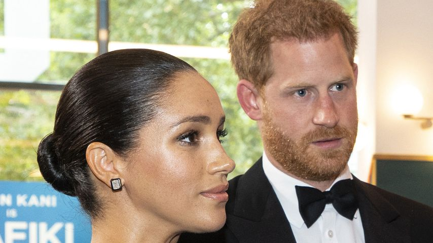 Herzogin Meghan und Prinz Harry im Juli 2019