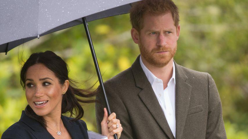 Herzogin Meghan und Prinz Harry in Auckland, Neuseeland
