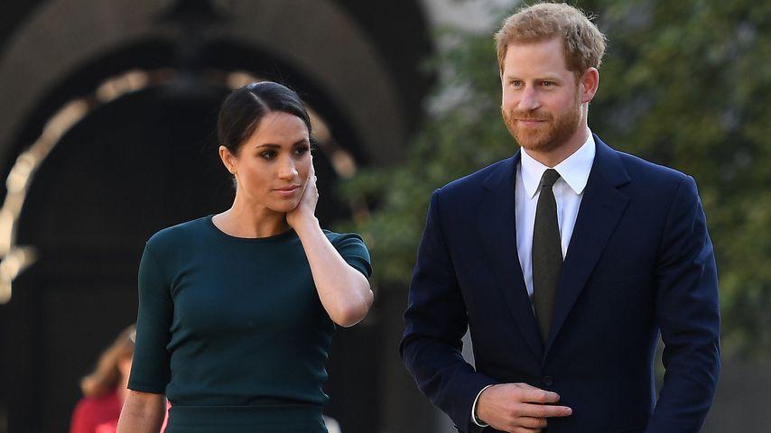Herzogin Meghan und Prinz Harry in Dublin