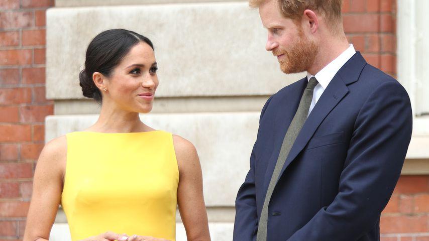 So süß waren Prinz Harrys Nachrichten an Meghan damals