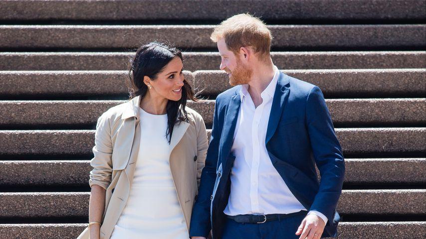 Herzogin Meghan und Prinz Harry in Sydney