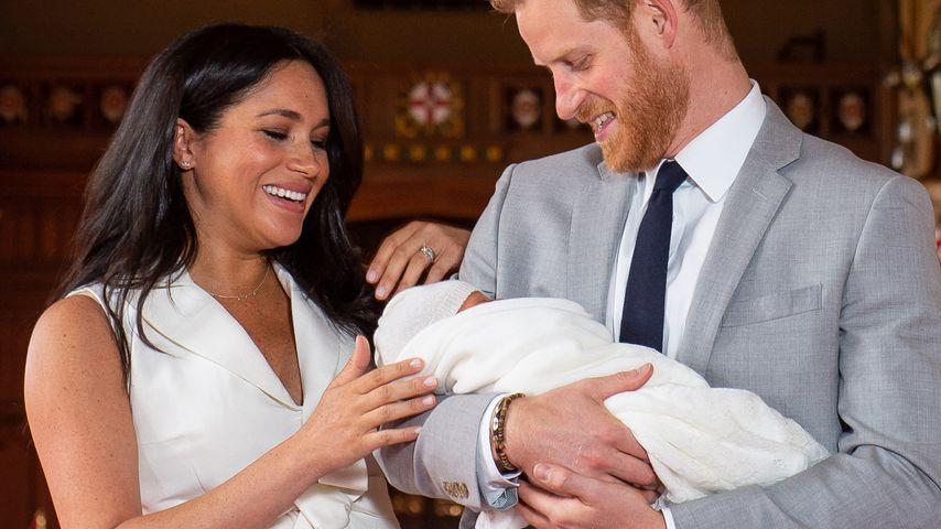 Mama Meghan stolz: Nach Baby Archie wurde eine Blume benannt