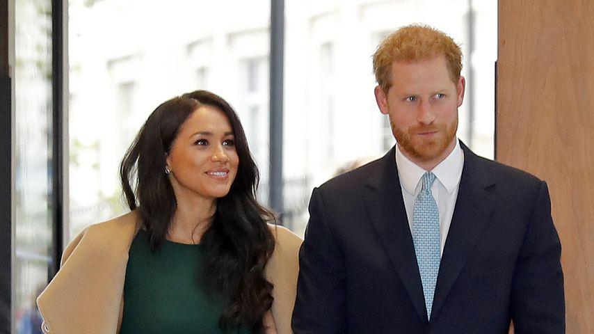 Herzogin Meghan und Prinz Harry bei den WellChild Awards 2019