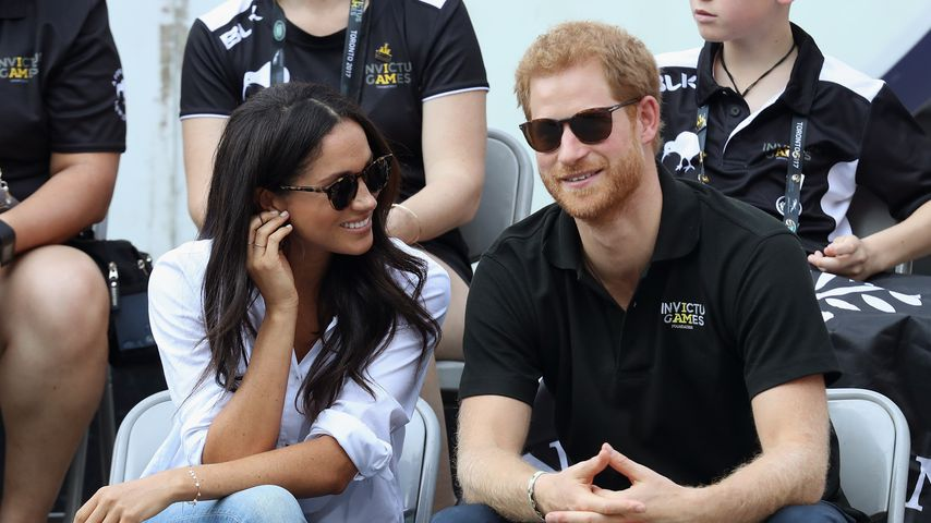 Herzogin Meghan und Prinz Harry, 2017
