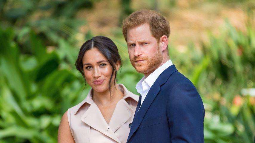 Verzichten Harry und Meghan bald komplett auf Social Media?