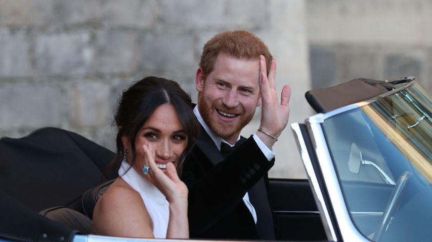 Herzogin Meghan und Prinz William