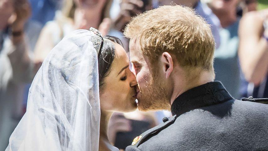 Herzogin Meghan und Prinz Harrys Hochzeit 2018