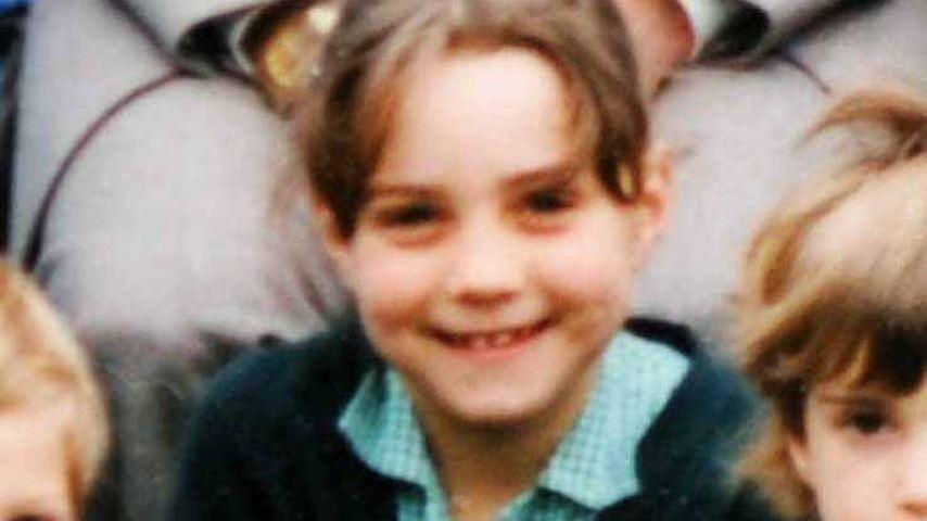 Nun hat sie selbst eine Tochter: So süß war Kate als Kind!