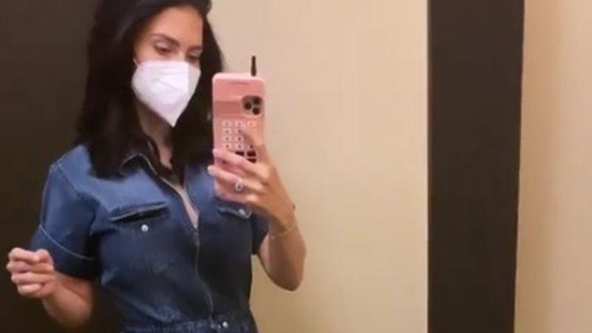 Hilaria Baldwin präsentiert stolz ihren After-Baby-Body