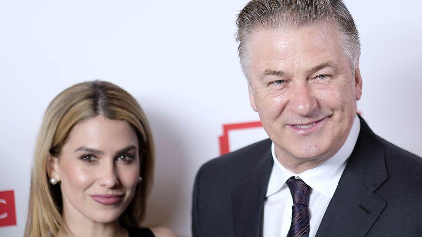 Hilaria und Alec Baldwin im Mai 2019 in New York