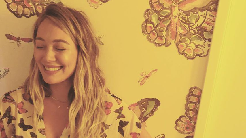 Schauspielerin Hilary Duff