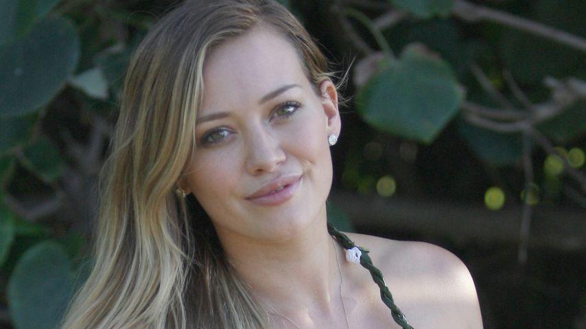 Hilary Duff: Auch ungeschminkt eine Augenweide