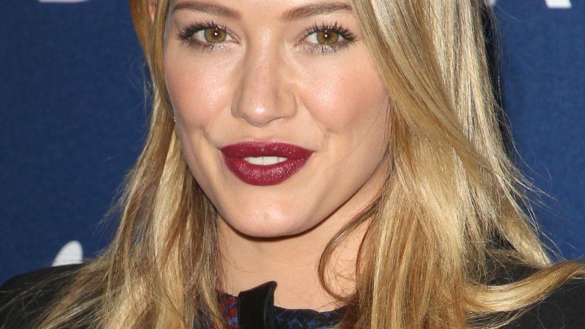 Hilary Duff strahlt! 1. Auftritt nach Liebes-Aus