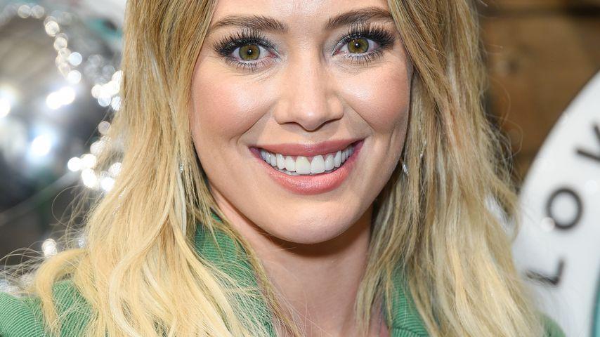 Hilary Duff bei einem Wohltätigkeitsevent in L.A. im November 2019