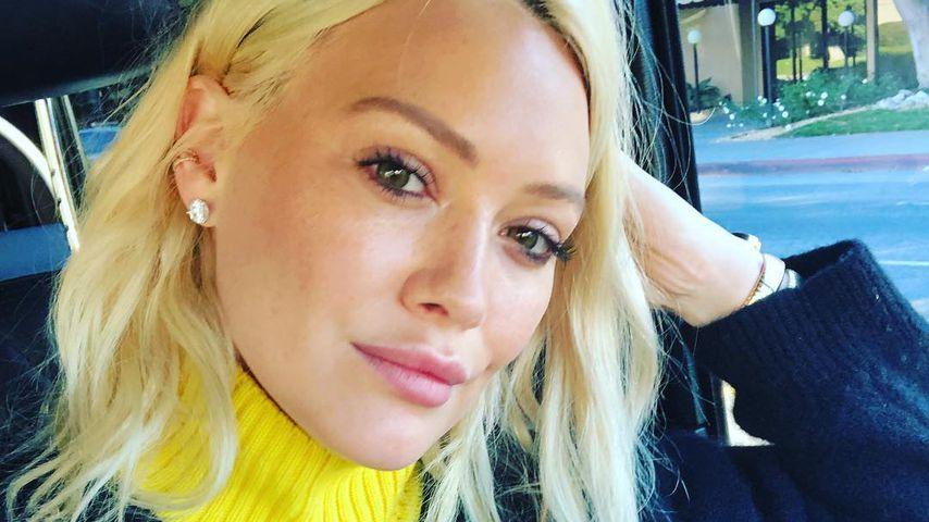 Im Baby-Glow: Hilary Duff geht in doppelter Mama-Rolle auf!