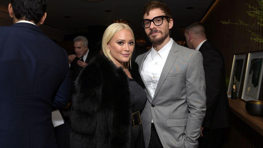 Hilary Duff und ihr Mann Matthew Koma, 2019