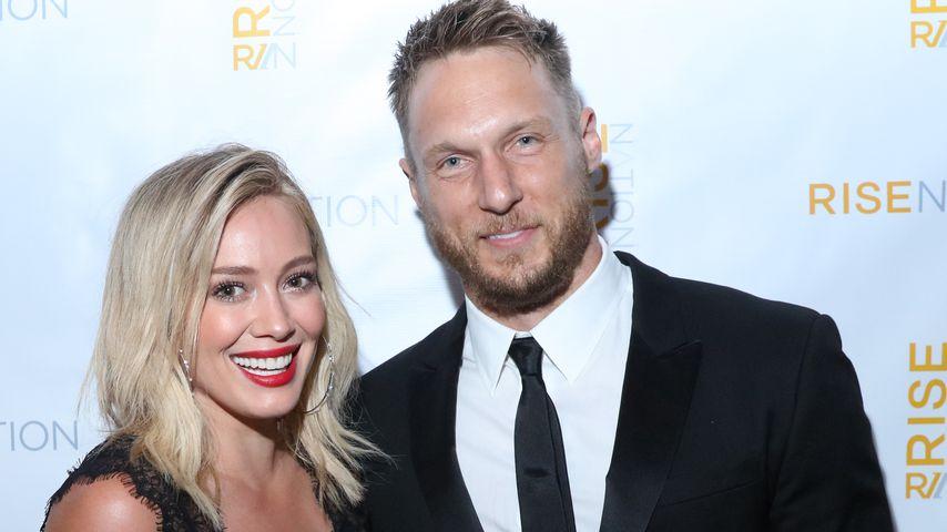 Hilary Duff und Jason Walsh bei einem Event in West Hollywood, August 2015