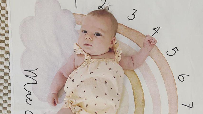 Hilary Duffs jüngste Tochter Mae James Bair