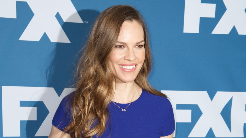 Hilary Swank, Hollywood-Schauspielerin