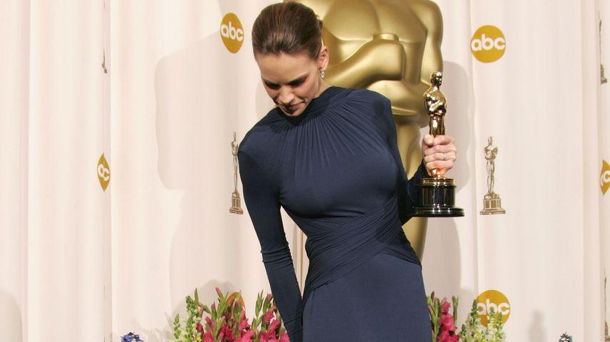 Hilary Swank bei den Oscars 2015