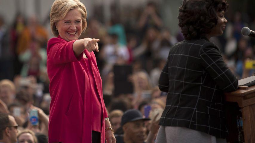 Penis-Gag: Hillary Clinton will Lenny Kravitz' bestes Stück!