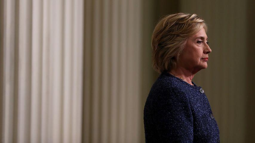 Nach Zusammenbruch: So steht es jetzt um Hillary Clinton!