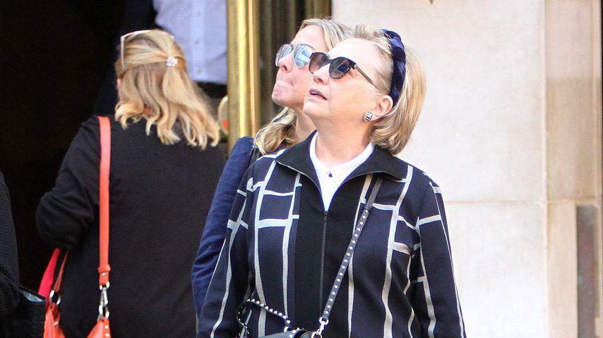 Hillary Clinton in Venedig