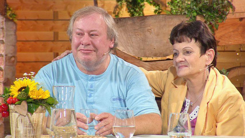 """Hobbybauer Reinhold und seine Sigrid, Final-Show """"Bauer sucht Frau"""" 2017"""