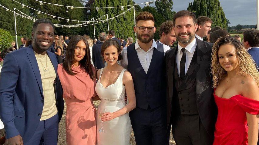 Hochzeit von Jamie und Camilla