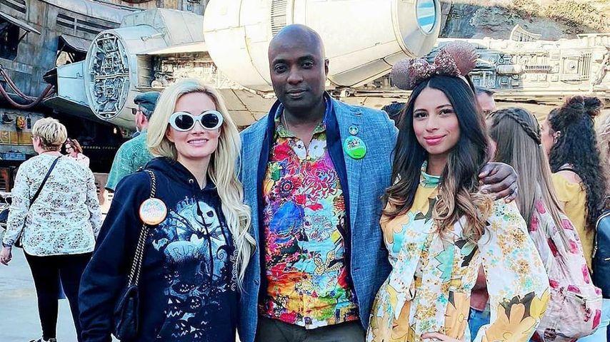 Holly Madison, Durek Verrett und ihre Nichte Alexandria
