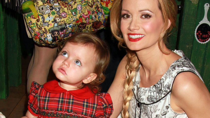 Holly Madison und Rainbow Rotella
