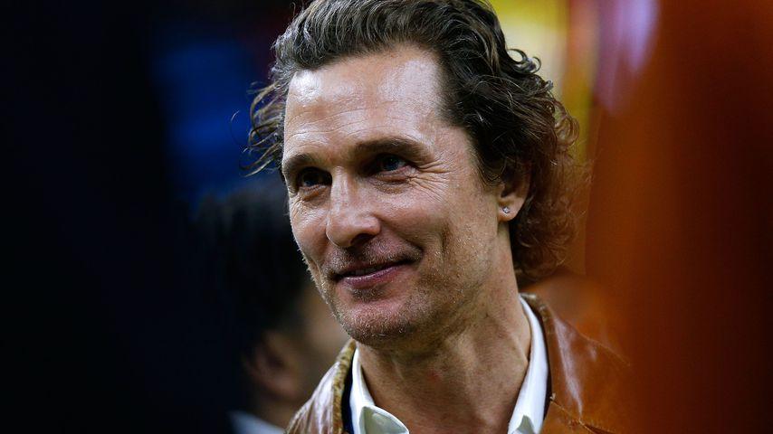 Geburtstag einer Filmlegende: Matthew McConaughey wird 50!