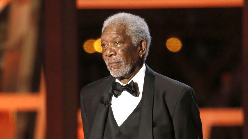 "Morgan Freeman zum Sex-Skandal: ""Ich bin unschuldig!"""