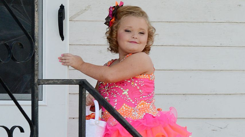 Geht's noch? Honey Boo Boo (7) in Drag-Show!
