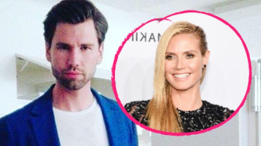 Verliebt in Heidi Klum? GNTM-Honey gerät ins Stottern