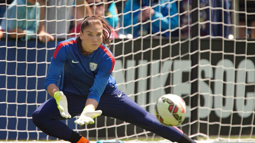Hope Solo, US-Torfrau